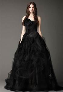 2015 wedding dress trends black fashion fuz With vera wang black wedding dress
