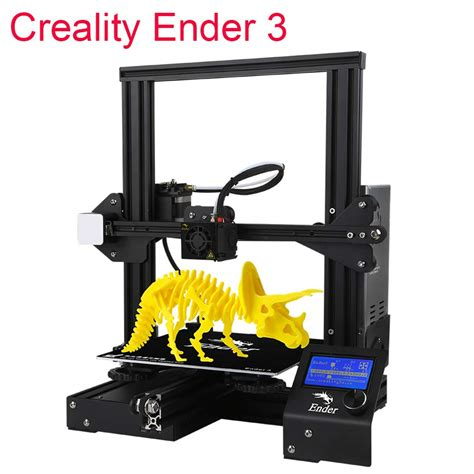 Resume 3d Printing by Creality Original Ender 3 3d Printer Aluminum Diy With