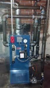 Utica Steam Boiler Residential