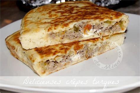 recette de cuisine turc ramadan 2014 délicieuses crêpes turques les douceurs