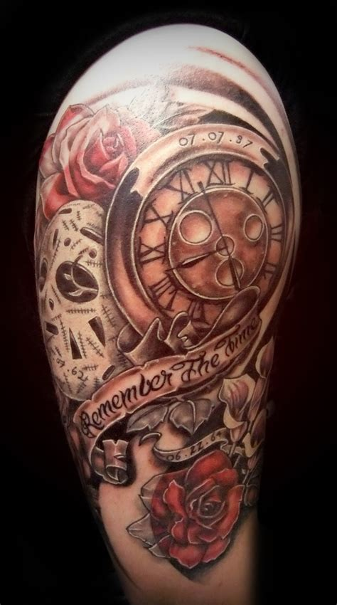 clock tattoo quotes quotesgram