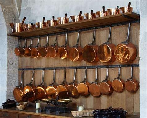 ideas  organize pots  pans storage display shelterness