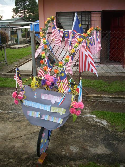 sk banting sipitang sambutan hari raya  merdeka sekolah