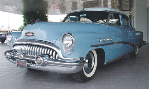 1953 buick roadmaster information and photos momentcar