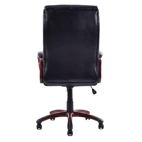 best ergonomic desk chair black best ergonomic pu leather high back executive desk