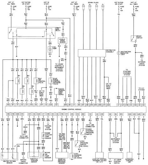 94 Sol Wiring Diagram by Repair Guides Wiring Diagrams Wiring Diagrams