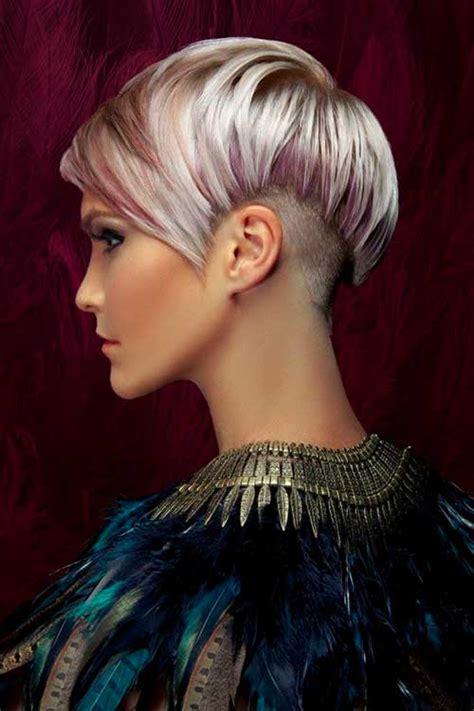15 Pink Pixie Haircuts   Pixie Cut 2015