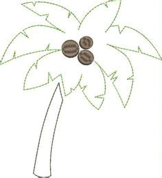 palm tree template 1000 images about templates on gift tag