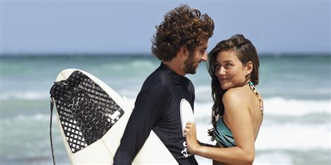 Yogis Surfers Are Most Attractive Online Dating