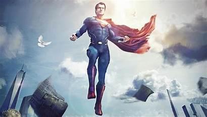Superman Justice League Artwork Fan Wallpapers Comics