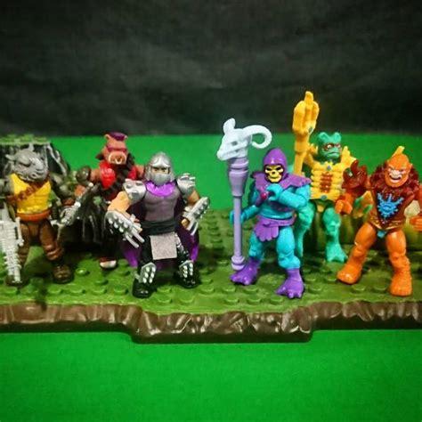 Share Project Shredder Vs Skeletor | MEGA™ Unboxed