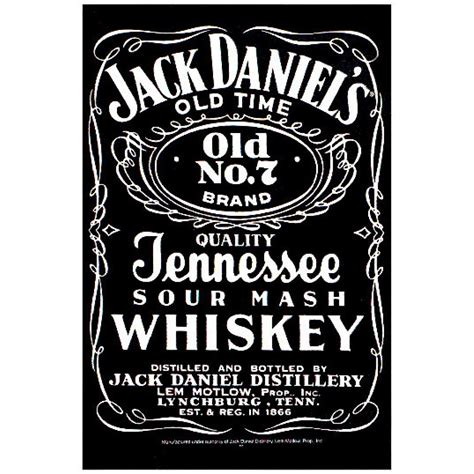 Jack Daniels Label Template Generator | printable label ...