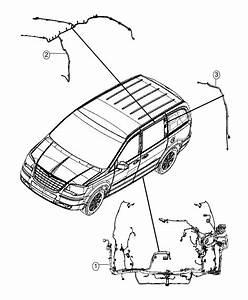 Dodge Grand Caravan Wiring  Body  C