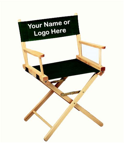 Personalized Directors Chair Canada personalized chairs