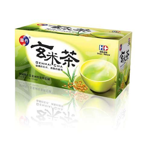 Tea Bancha China Bancha Green Tea 500032 China Genmai Tea Bag