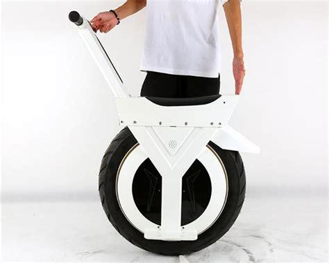 Electric Unicycle Self-Balancing Seated Motorcycle 17
