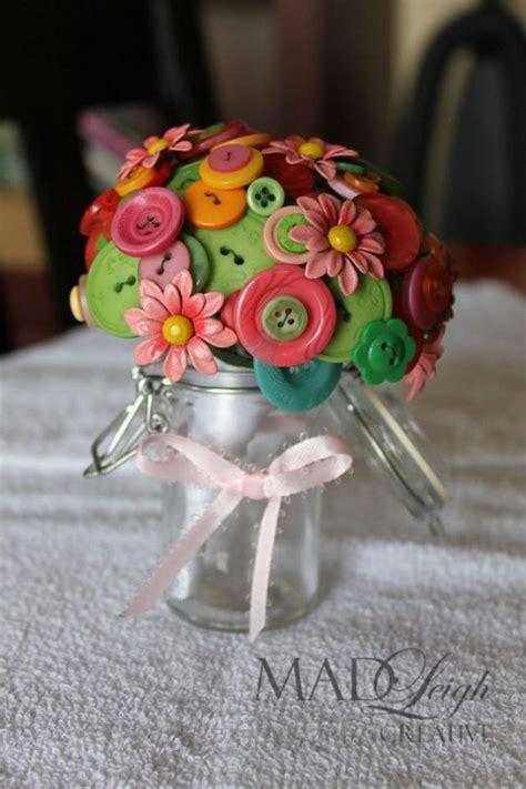 small unique  floral arrangement metal flowers