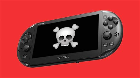 rip the playstation vita is officially dead