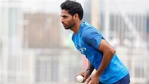 Bhuvneshwar Kumar fit to return to the field, named in ...  Bhuvneshwar
