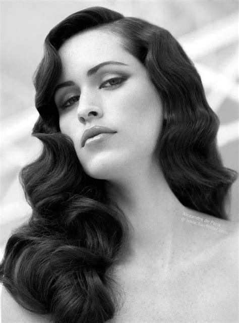 Modern 1940s Hairstyles by 1940s Hairstyles For Hair Beat Wig
