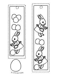 lesezeichen basteln grundschule erstatzseite f 252 r ostern 2005 im kidsweb de