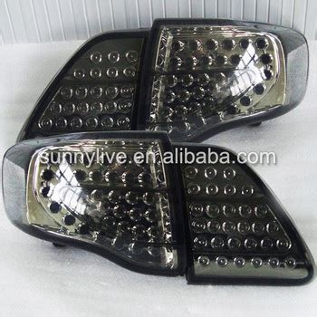 2010 toyota corolla tail light cover for toyota corolla altis led tail light 2008 2010 year all