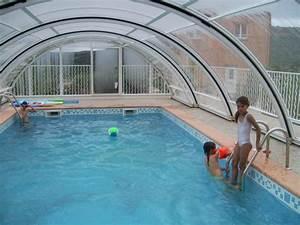 loue 2 gites jumeles avec piscine couverte et chauffee With vacances avec piscine couverte chauffee
