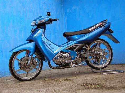 Motor Suzuki Smash Modifikasi by Foto Modifikasi Motor Titan Terkeren Dan Terbaru