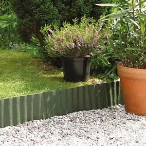 Bordure De Gazon : bordure gazon vert 0 15 x 9 m castorama ~ Premium-room.com Idées de Décoration