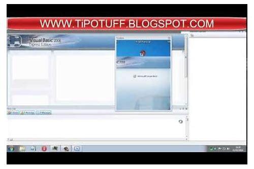 baixar projeto visual basic 2008