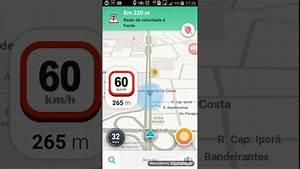 Waze Android Radar : intera o waze e mapa radar youtube ~ Medecine-chirurgie-esthetiques.com Avis de Voitures