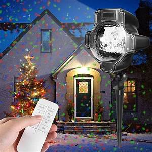 Top 14 Best Laser Christmas Lights Review In 2020