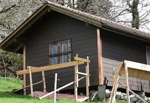 Fassade Selber Streichen : laube gartenhaus verkleiden mit fassadenverkleidungen ~ Lizthompson.info Haus und Dekorationen