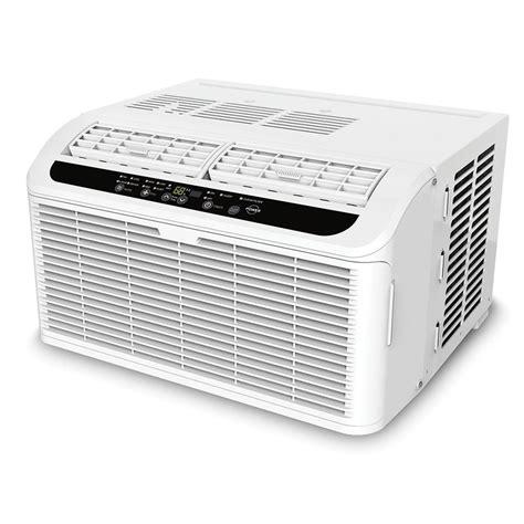 worlds quietest window air conditioner hammacher schlemmer