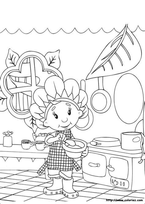 dessin pour cuisine coloriage coloriage de fifi en cuisine