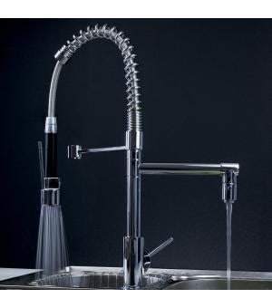 Professional Kitchen Faucet by Professional Kitchen Faucet With Pull Out Spray 0323f