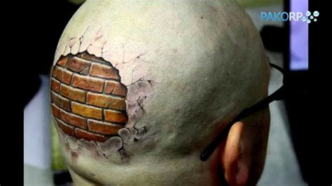 increibles tatuajes en  tan bien hechos  pensaras