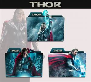 Thor Collection 2011 - 2013 Folder Icon by sonerbyzt on ...