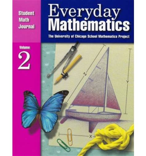 Everyday Mathematics, Grade 4, Student Math Journal Volume 2  Ucsmp 9781570399077