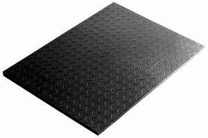 Leerburg rubber kennel mat for Dog kennel liner