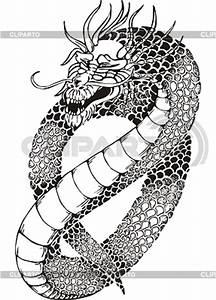 Drachen Schwarz Weiß : drachen serie von den bildern cliparto 2 ~ Orissabook.com Haus und Dekorationen