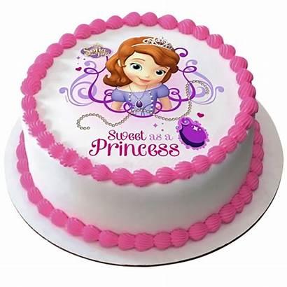 Birthday Cake Happy Princess Sofia Cakes Ayesha