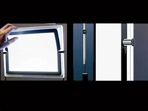 panneau vitrine agence immobiliere 28 images styl pub With carrelage adhesif salle de bain avec panneau publicitaire lumineux led