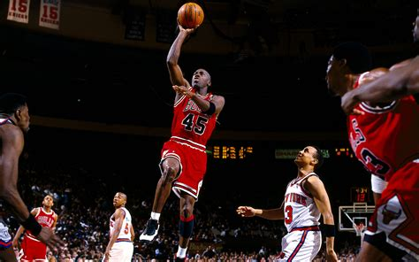 19 Doublenickel Vs Knicks  Michael Jordan 50 Greatest Moments Espn