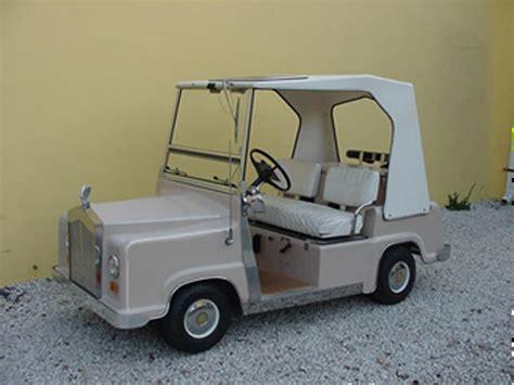 Rolls Royce Golf Cart by Rolls Royce Corniche Golf Cart