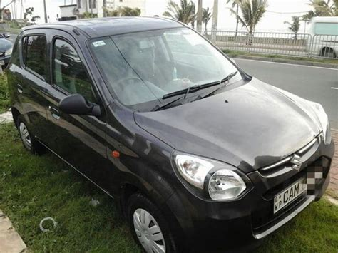 Car Suzuki Alto Lxi 2015 For Sale Sri Lanka. Cash Price Rs