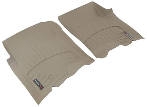 weathertech floor mats expedition 2000 ford expedition floor mats weathertech