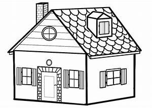 Maison Japonaise Dessin : coloriage maison de campagne dessin gratuit imprimer ~ Melissatoandfro.com Idées de Décoration