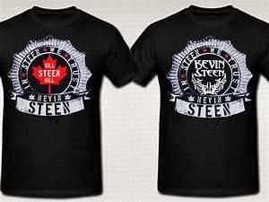 Kevin Steen Custom Shirts (Made of the CM Punk Shirt ...