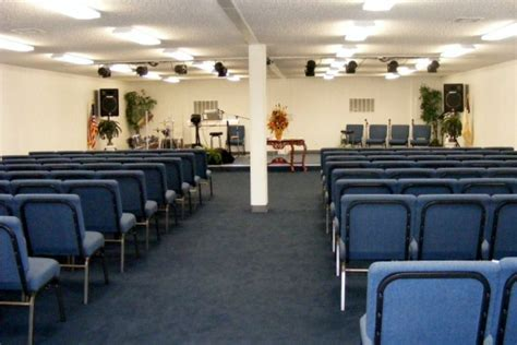Modular Building Solutions For Church and Multipurpose Space